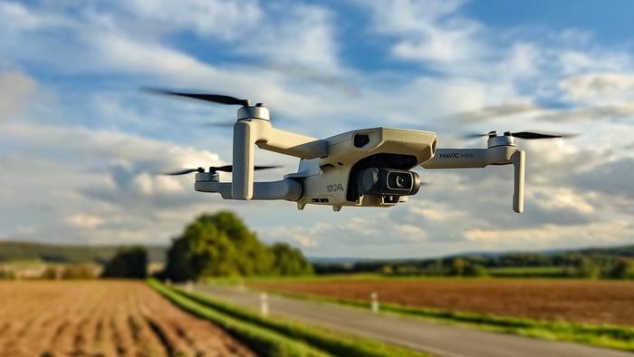 Aplikácia pre drony