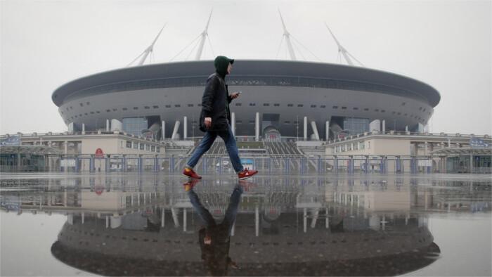 Словацкие футболисты начнут ЧЕ матчем против Польши в Санкт - Петербурге