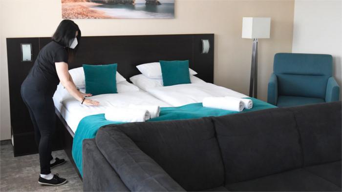 Hoteliers klagen über Personalmangel