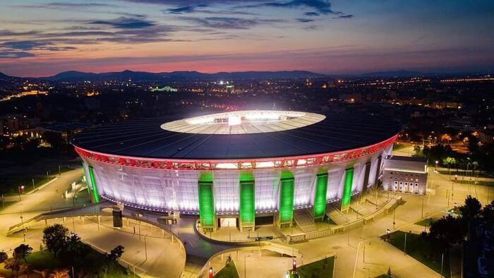 Futbalové chrámy – prvá časť : Tu sa hrajú zápasy EURO 2020