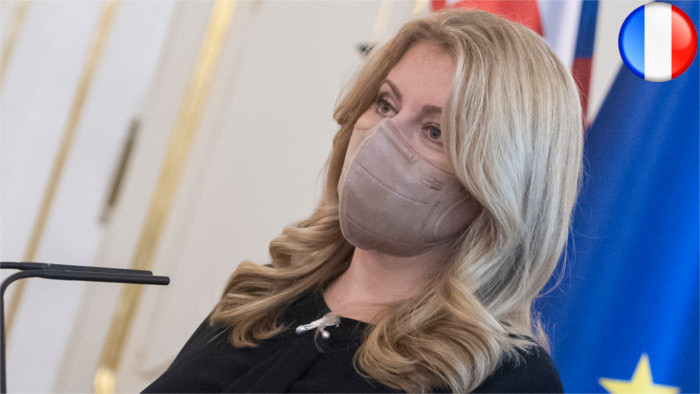 La Présidente de la République : La Slovaquie est blessée