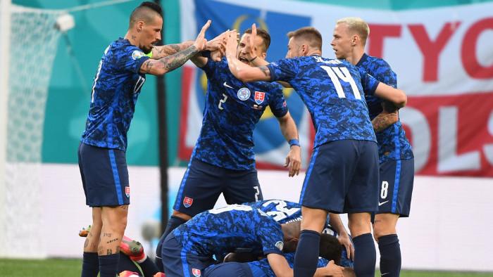 Fantastický výsledok na úvod. Slovensko zdolalo Poľsko