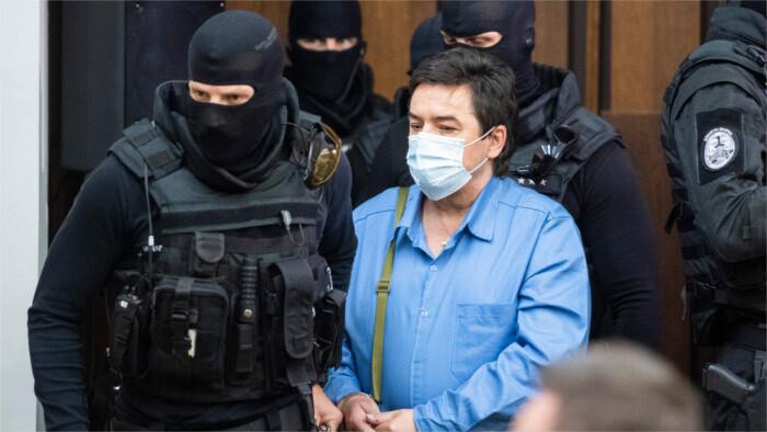 Supreme Court starts dealing with appeals in Kuciak murder case