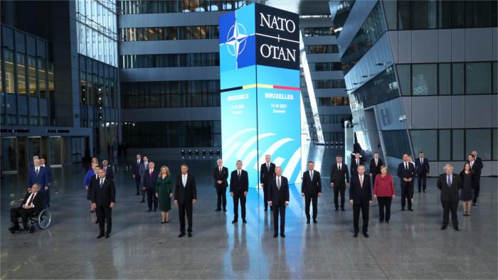 Чапутова о будущем НАТО