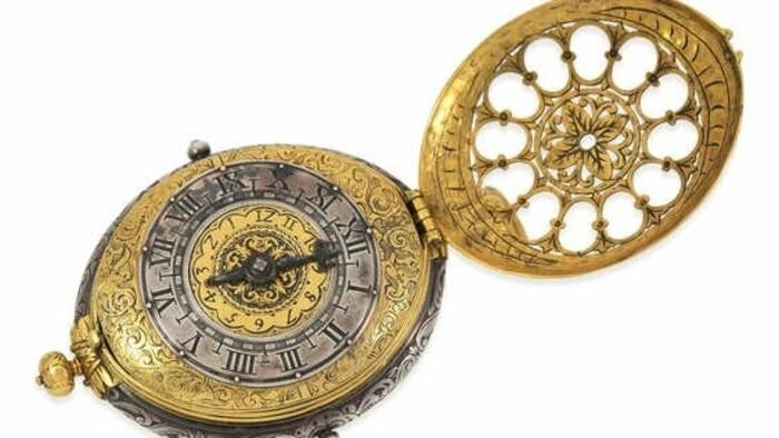 História blízka vzdialená / Aké sú najstaršie vreckové hodiny?