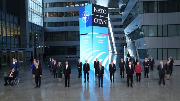 Jefa de Estado eslovaca participa en cumbre de la OTAN en Bruselas