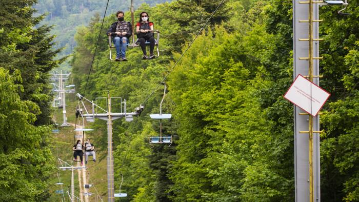 Bratislavský lesopark podlieha novej dohode medzi mestom a Lesmi SR