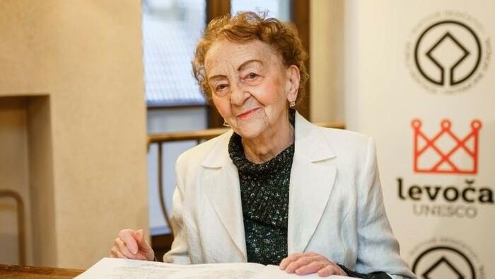 Rozhovor s najstaršou a stále slúžiacou pediatričkou na Slovensku