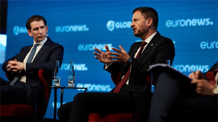 По словам Хегера, Россия может быть партнером