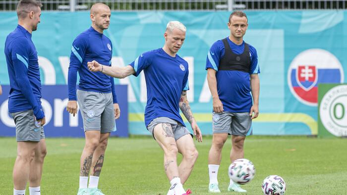 Futbal: regenerácia po zápase s Poľskom