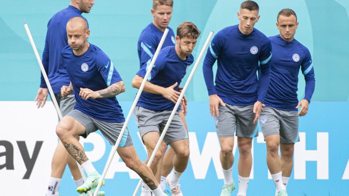 Futbal: koronavírus v národnom tíme