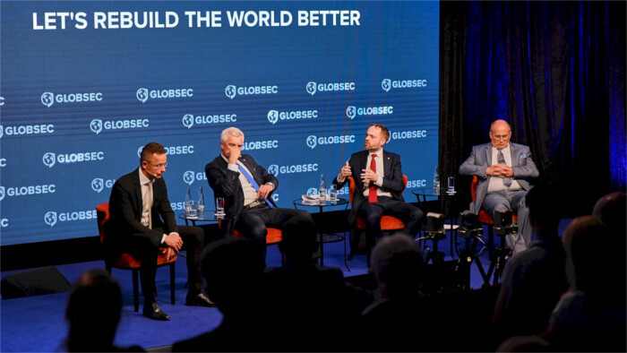 GLOBSEC: V4 Foreign Minister discuss pandemic and future of EU