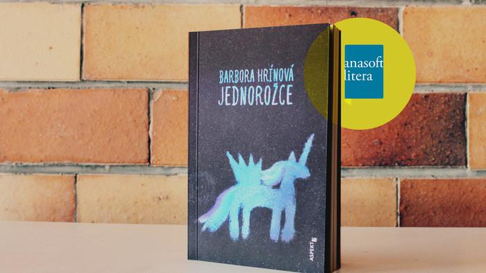 Čítanie na pokračovanie: Barbora Hrínová / Jednorožce