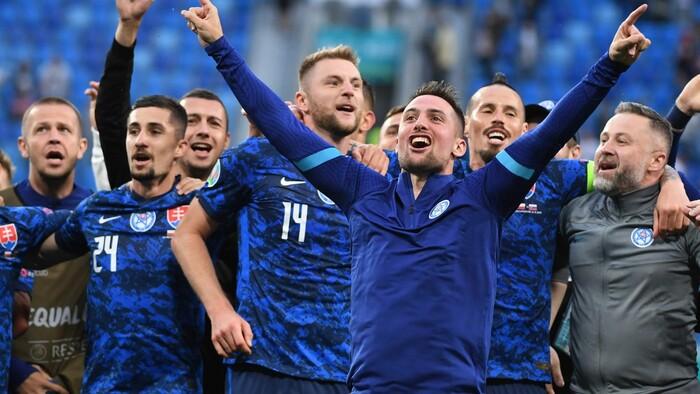 Slováci pred Švédskom: Čaká nás ťažší súboj ako proti Poľsku