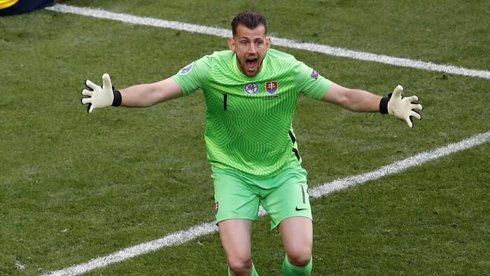 Martin Dúbravka: Penalta to nebola. Prevláda vo mne hnev a krivda