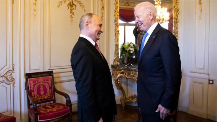 Privítal dohodu Putina a Bidena