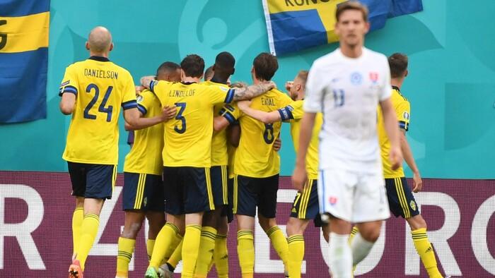 Slovensko podľahlo Švédsku. Rozhodol gól z penalty