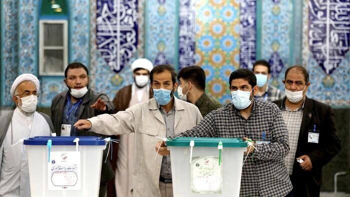 Irán: prezidentské voľby