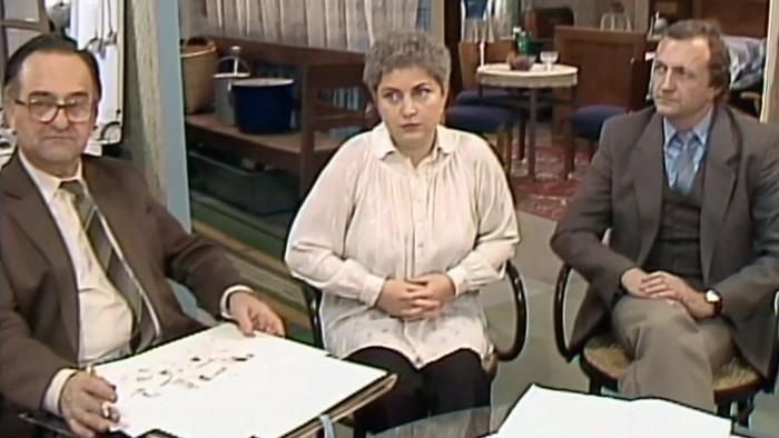 Bakalári 1987
