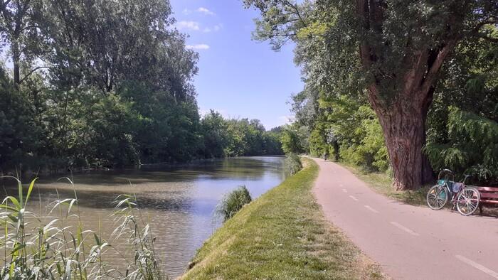 Náučný prírodopisný chodník Čierna voda spája Bernolákovo s Novou Dedinkou