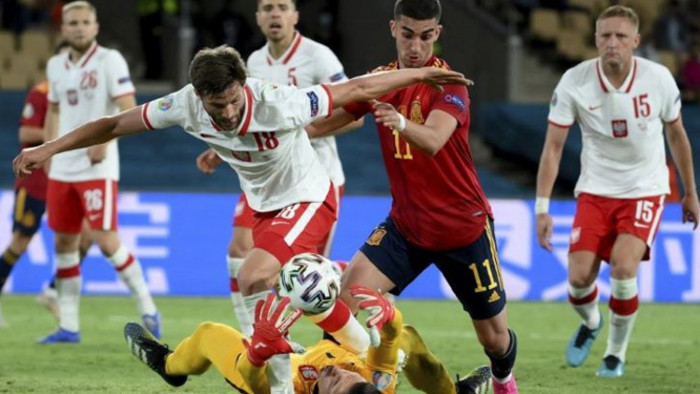Az elmúlt napokban a szlovák és a magyar válogatott is pályára lépett