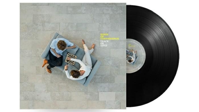 Album týždňa: Kings of Convenience - Peace or Love