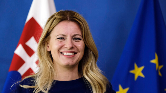 A Focus ügynökség legfrissebb felmérése alapján Čaputová a legmegbízhatóbb politikus