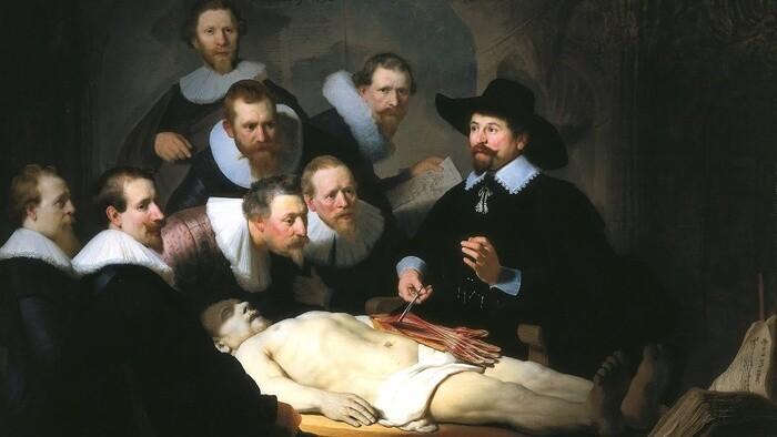 Jesenius - doktor, ktorý vykonal prvú verejnú pitvu