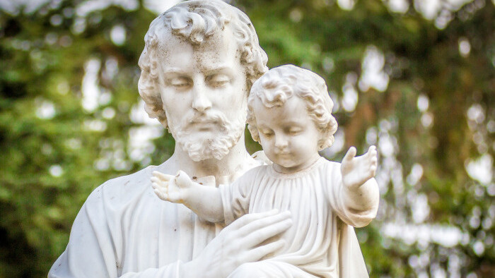 Patrón všetkých otcov – sv. Jozef