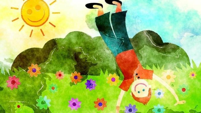 Maľovaný týždeň (a letný slnovrat) na Juniore