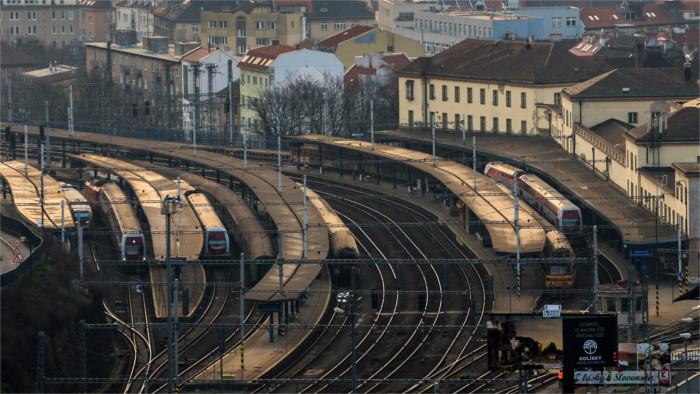 Modernisierung der Eisenbahninfrastruktur in der Slowakei