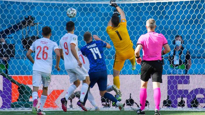 Словацкая сборная прощается с «Евро-2020»