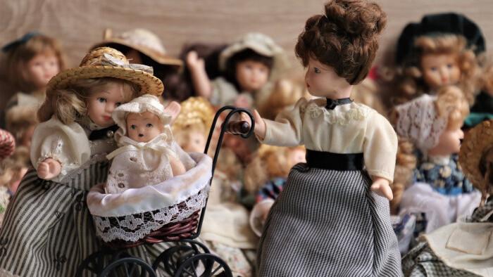 História bábik a hračiek – Stropkov