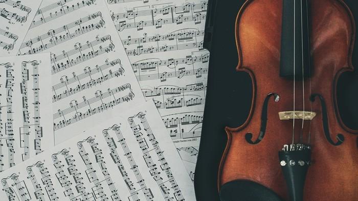Chuťková – Novosedlíková – Javorka – Sloboda: Pre violu, kontrabas a klavír