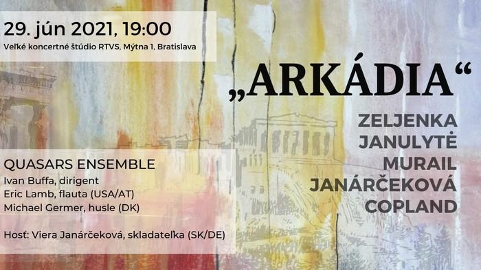 Quasars Ensemble: ARKÁDIA