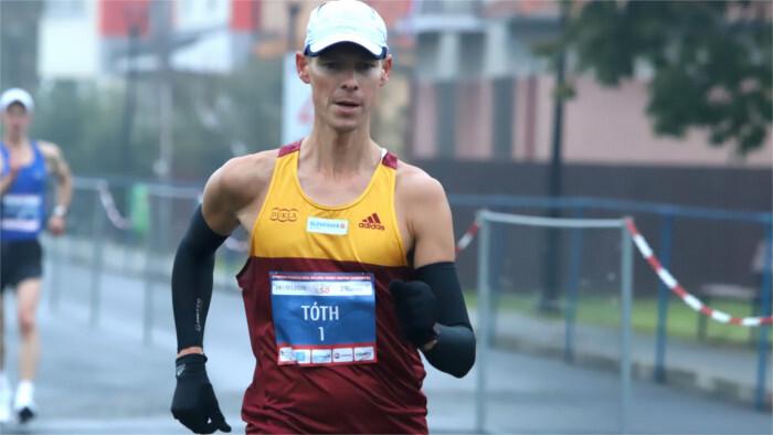 Geher Matej Tóth feilt an der Form für Olympiade
