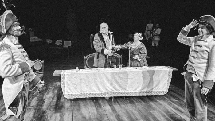 Trinásta hodina - hra z legendárneho Kocúrkova (1963)