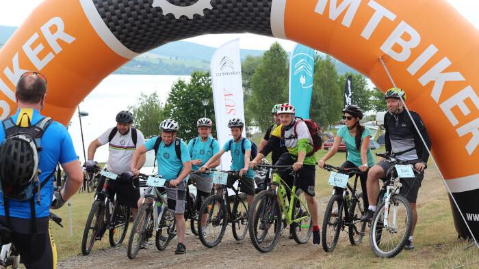 Cyklistické podujatie Okolo Domaše