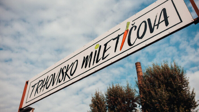 Ako bude vyzerať trhovisko na Miletičovej ulici?