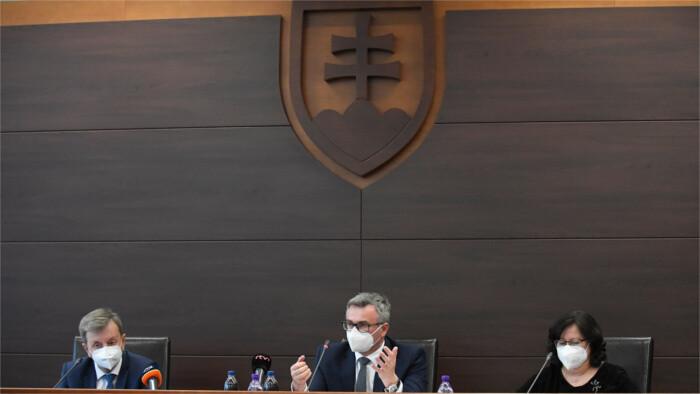 Rozhodnutie súdu o režime na hraniciach