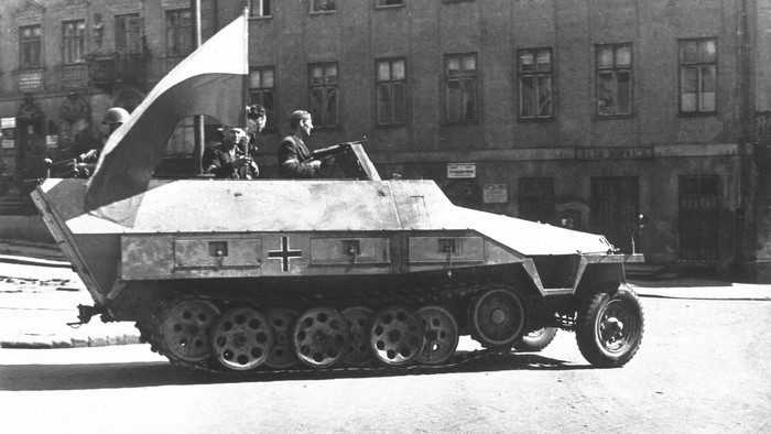 Eroica Varsoviensis - pásmo o boji Slovákov vo Varšavskom povstaní