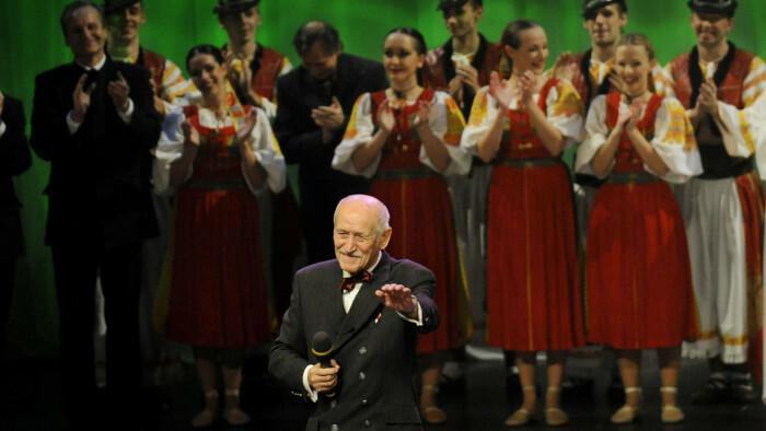 """""""Enslaved by beauty"""": Folk dance choreographer Juraj Kubánka"""