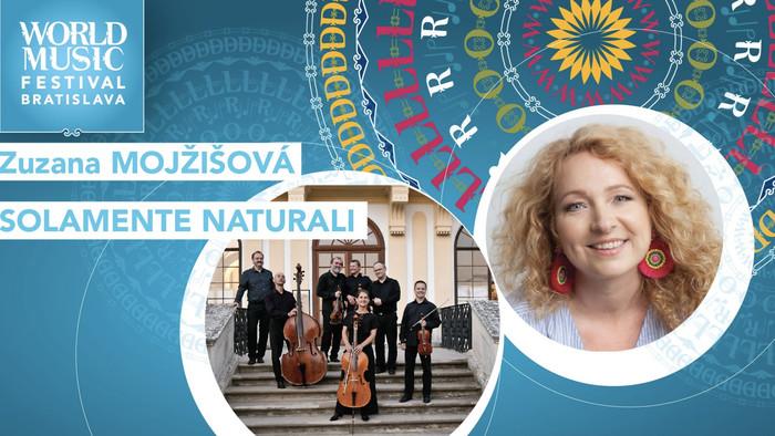 Koncertné Rádio Devín: Zuzana Mojžišová / Solamente naturali