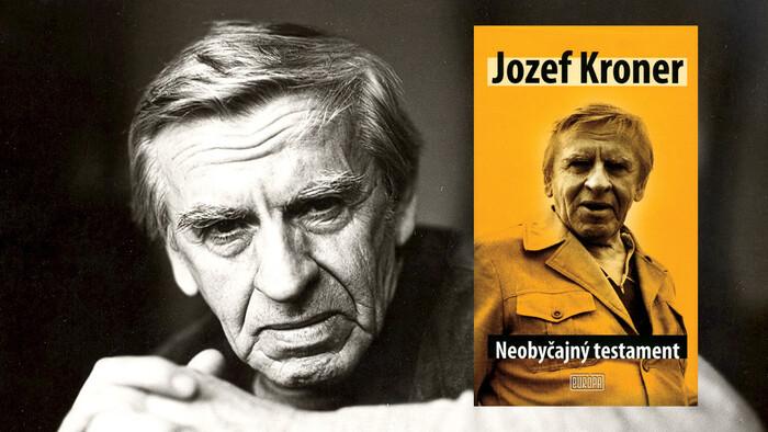 Čítanie na pokračovanie: Jozef Kroner / Neobyčajný testament