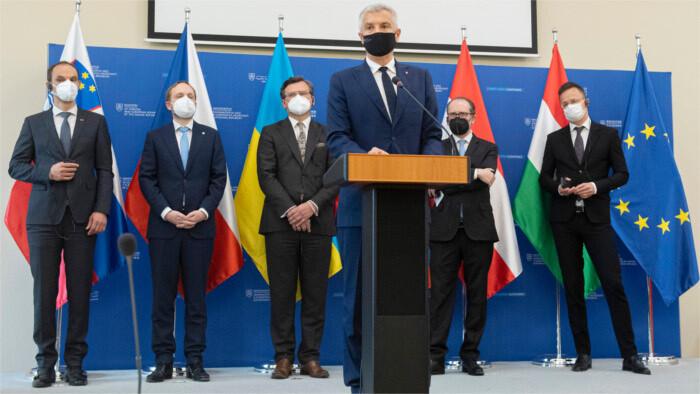 KORČOK: la Slovaquie a le moins de personnes vaccinées en Europe centrale
