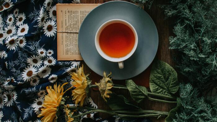 Čaj na podporu trávenia