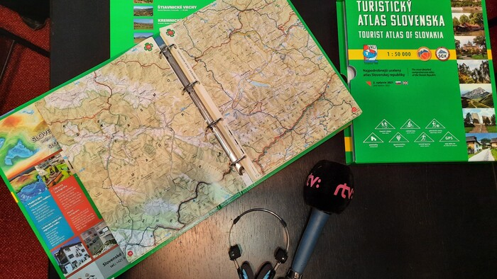 Tourist Atlas of Slovakia re-issued after 16 years