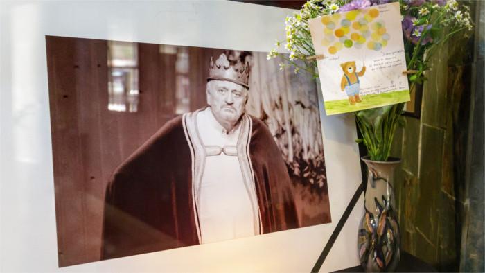 Fallece Milan Lasica, leyenda de la cultura eslovaca