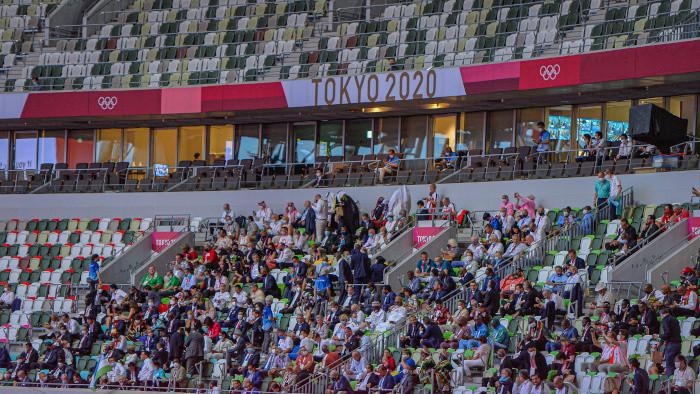 Tokyo 2020 Olympics kick off