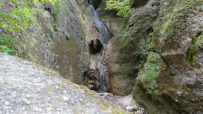 В Словакии торжественно откроют водопад